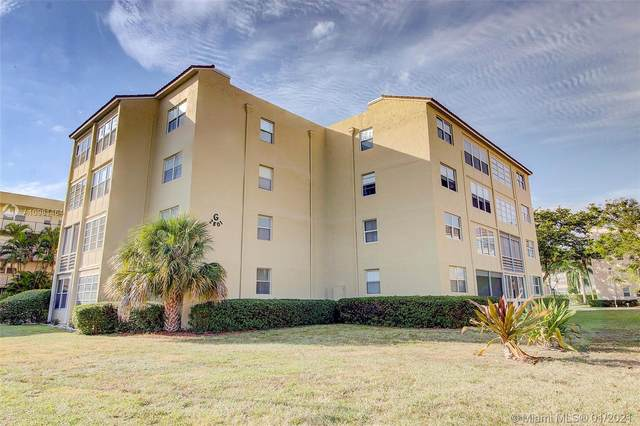 2801 Somerset Dr #416, Lauderdale Lakes, FL 33311 (MLS #A10981464) :: Podium Realty Group Inc