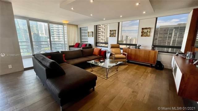 1541 Brickell Ave C1406, Miami, FL 33129 (MLS #A10981477) :: Prestige Realty Group