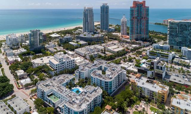 110 Washington Ave #1714, Miami Beach, FL 33139 (MLS #A10981506) :: The Teri Arbogast Team at Keller Williams Partners SW