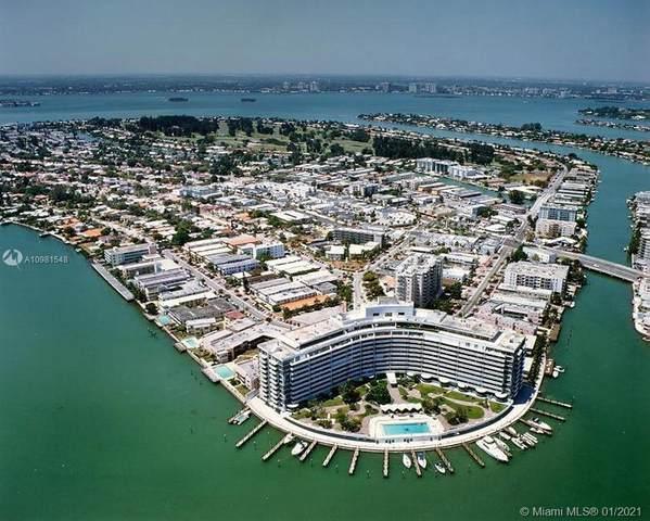 900 Bay Dr #305, Miami Beach, FL 33141 (MLS #A10981548) :: KBiscayne Realty