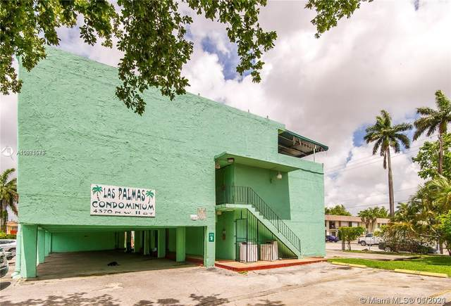 4370 NW 11th St #108, Miami, FL 33126 (MLS #A10981572) :: The Riley Smith Group