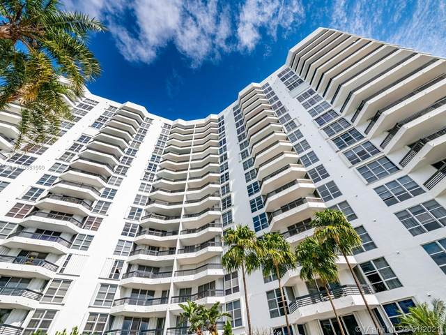 3600 Mystic Pointe Dr #1813, Aventura, FL 33180 (MLS #A10981609) :: Search Broward Real Estate Team