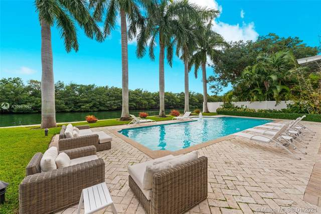 100 Cape Florida Dr, Key Biscayne, FL 33149 (MLS #A10981662) :: The Rose Harris Group
