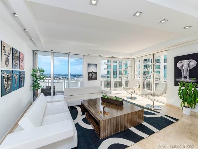 901 Brickell Key Blvd #2608, Miami, FL 33131 (MLS #A10981705) :: Jo-Ann Forster Team