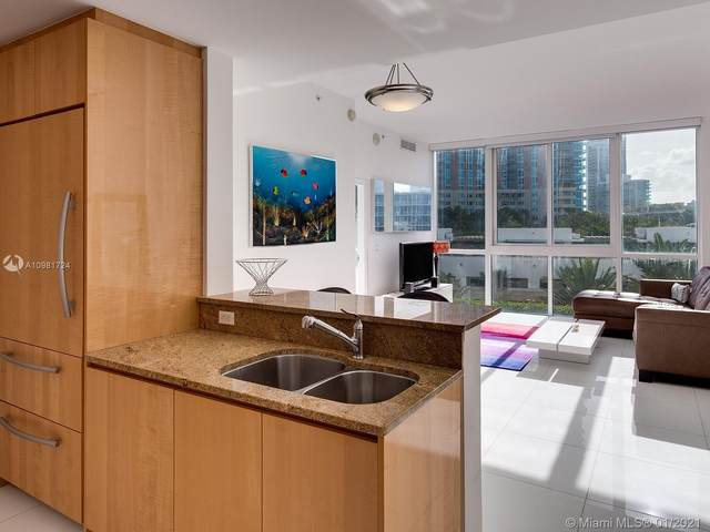 50 S Pointe Dr #609, Miami Beach, FL 33139 (MLS #A10981724) :: The Teri Arbogast Team at Keller Williams Partners SW