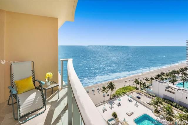 2501 S Ocean Dr #1615, Hollywood, FL 33019 (MLS #A10981735) :: Patty Accorto Team