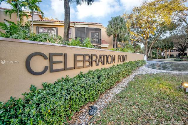 15495 N Miami Lakeway N #105, Miami Lakes, FL 33014 (MLS #A10981852) :: Berkshire Hathaway HomeServices EWM Realty