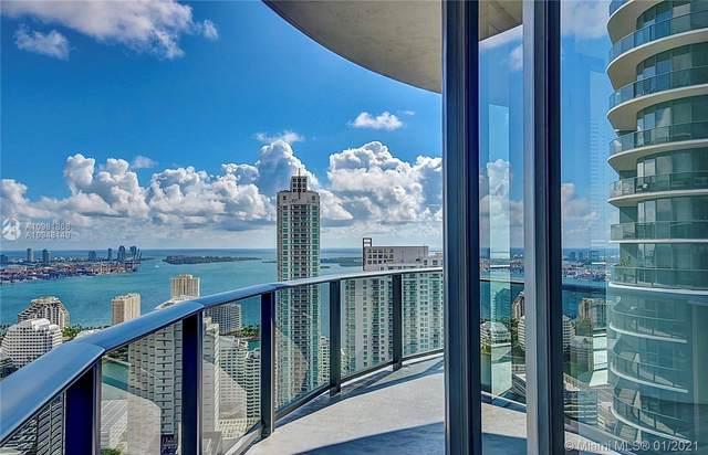 45 SW 9th St #4501, Miami, FL 33130 (MLS #A10981868) :: Search Broward Real Estate Team