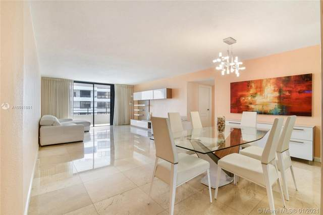 600 Three Islands Blvd #1421, Hallandale Beach, FL 33009 (MLS #A10981881) :: Patty Accorto Team