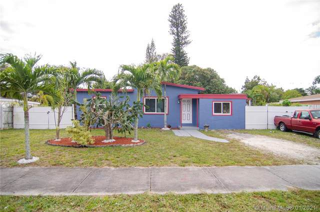 10 Miami Gardens Rd, West Park, FL 33023 (MLS #A10981896) :: THE BANNON GROUP at RE/MAX CONSULTANTS REALTY I