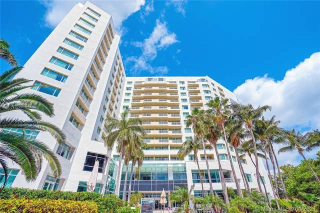 2670 E Sunrise Blvd #517, Fort Lauderdale, FL 33304 (MLS #A10981947) :: The Teri Arbogast Team at Keller Williams Partners SW