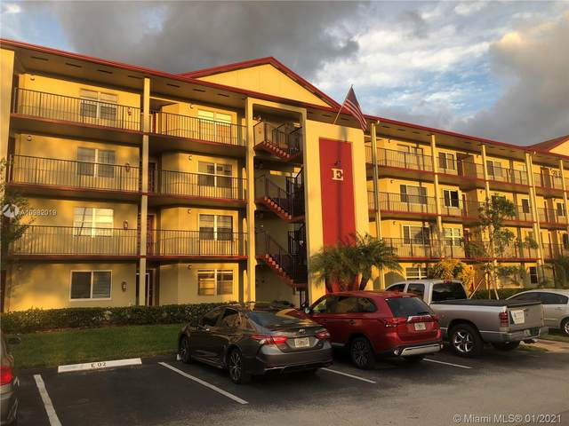 901 SW 128th Ave 102E, Pembroke Pines, FL 33027 (MLS #A10982019) :: Team Citron