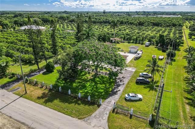 25600 SW 157th Ave, Homestead, FL 33031 (MLS #A10982032) :: Miami Villa Group