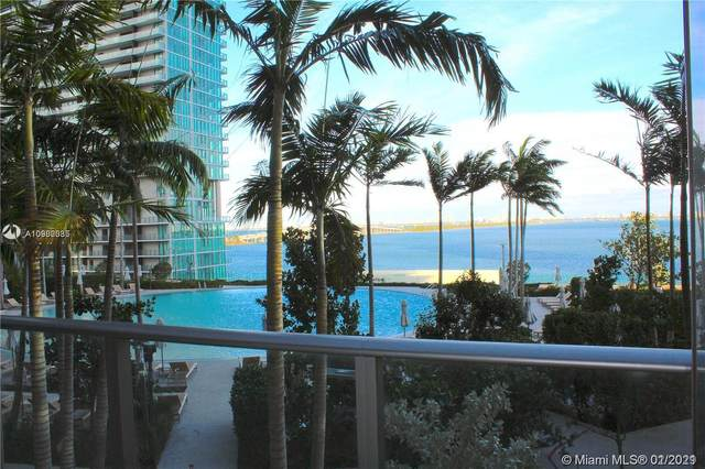 480 NE 31 St #604, Miami, FL 33137 (MLS #A10982035) :: Green Realty Properties