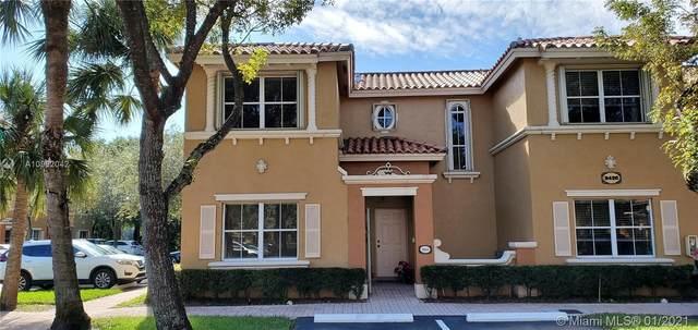 8420 NW 138th Ter #2904, Miami Lakes, FL 33016 (MLS #A10982042) :: Berkshire Hathaway HomeServices EWM Realty