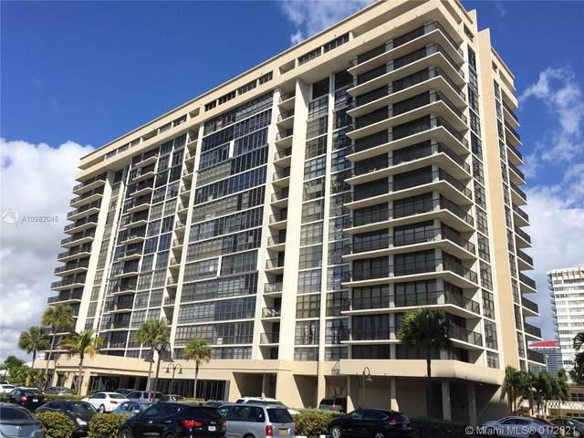 2017 S Ocean Dr #305, Hallandale Beach, FL 33009 (MLS #A10982045) :: Castelli Real Estate Services