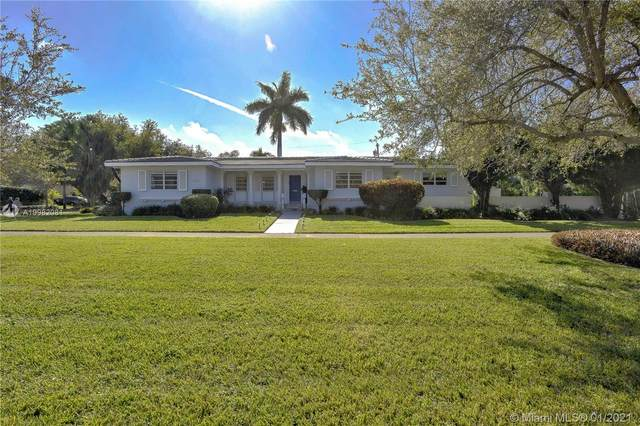 500 Miller Rd, Coral Gables, FL 33146 (MLS #A10982081) :: Berkshire Hathaway HomeServices EWM Realty