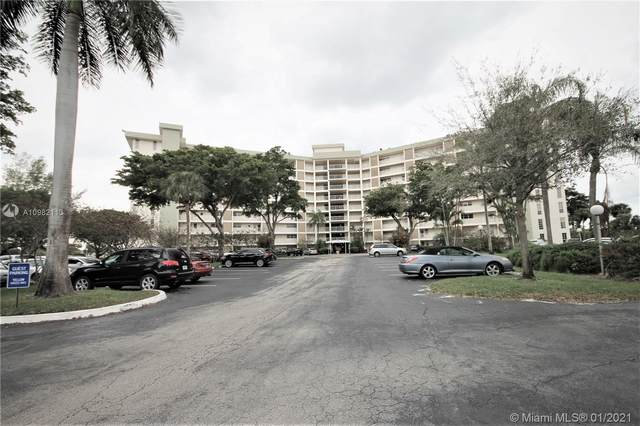 3090 N Course Dr #510, Pompano Beach, FL 33069 (MLS #A10982113) :: Prestige Realty Group