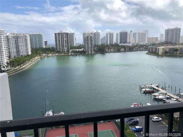 2750 NE 183rd St #1510, Aventura, FL 33160 (MLS #A10982123) :: Green Realty Properties