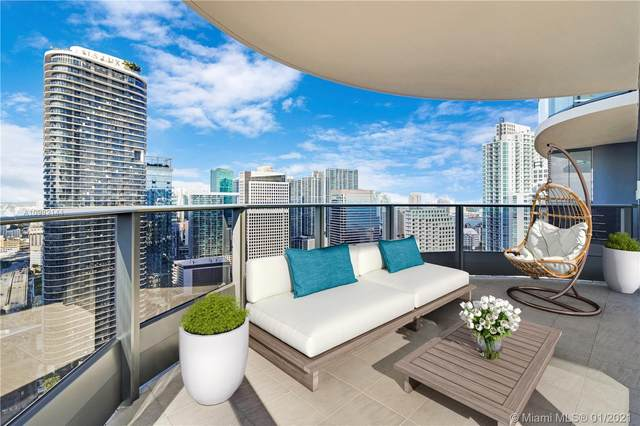 1000 Brickell Plaza #4012, Miami, FL 33131 (MLS #A10982144) :: Prestige Realty Group