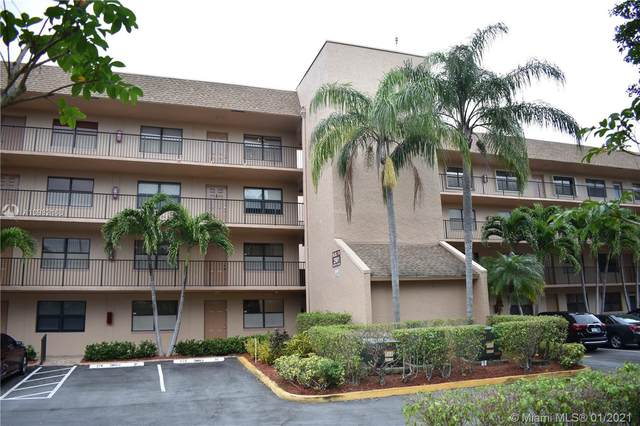 2901 N Nob Hill Rd #408, Sunrise, FL 33322 (MLS #A10982163) :: Search Broward Real Estate Team