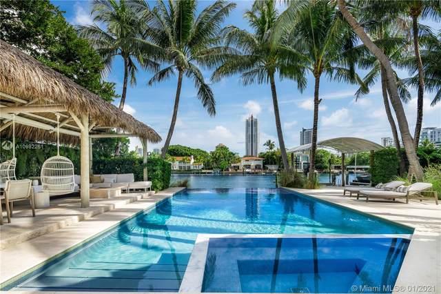 6401 Pine Tree Dr Cir, Miami Beach, FL 33141 (MLS #A10982261) :: Carole Smith Real Estate Team
