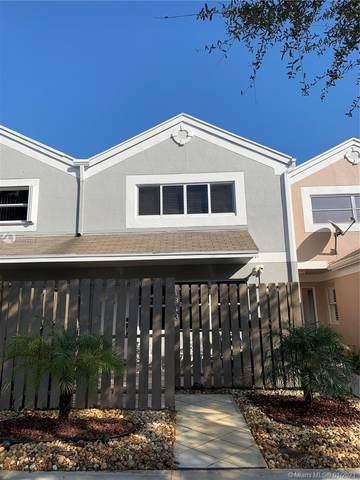 1343 NW 124th Ave, Pembroke Pines, FL 33026 (MLS #A10982276) :: Albert Garcia Team