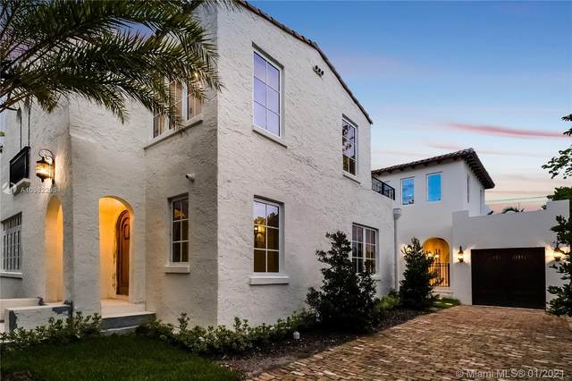 1311 Alhambra Circle, Coral Gables, FL 33134 (MLS #A10982295) :: Albert Garcia Team