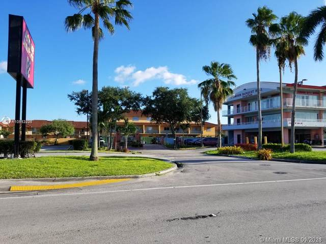 8340 NW 103rd St 201D, Hialeah Gardens, FL 33016 (MLS #A10982298) :: Podium Realty Group Inc