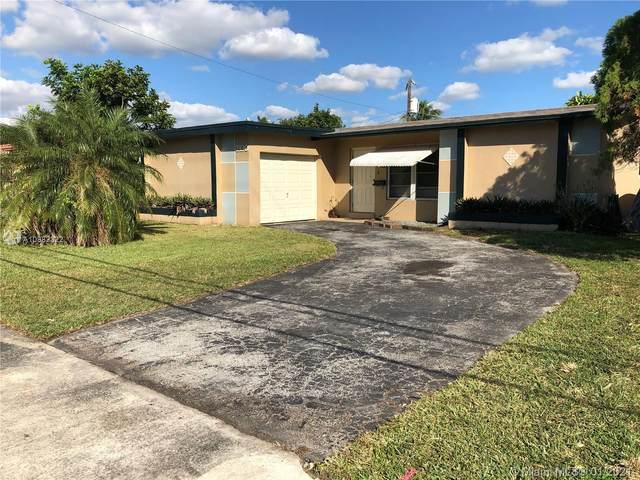2130 NW 74th Ave, Sunrise, FL 33313 (MLS #A10982322) :: Carole Smith Real Estate Team