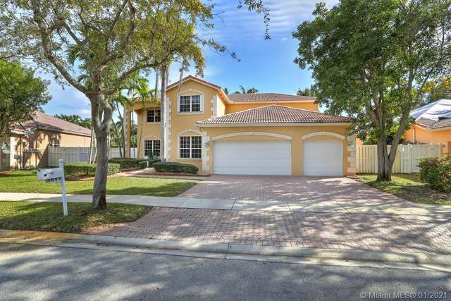 3511 SW 145th Ave, Miramar, FL 33027 (MLS #A10982332) :: THE BANNON GROUP at RE/MAX CONSULTANTS REALTY I