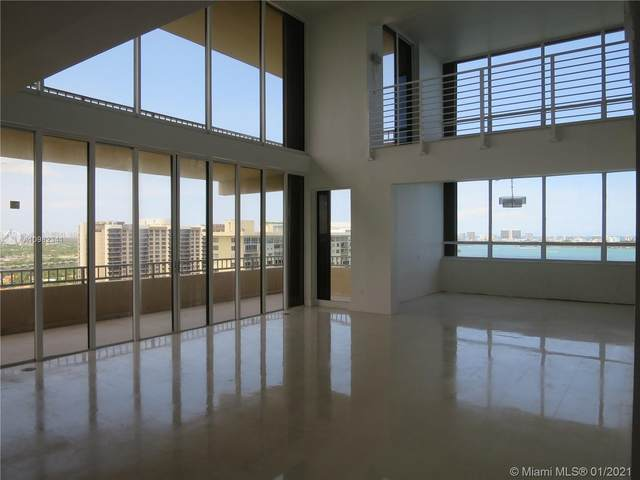 11113 Biscayne Blvd Ph4, Miami, FL 33181 (MLS #A10982341) :: The Teri Arbogast Team at Keller Williams Partners SW