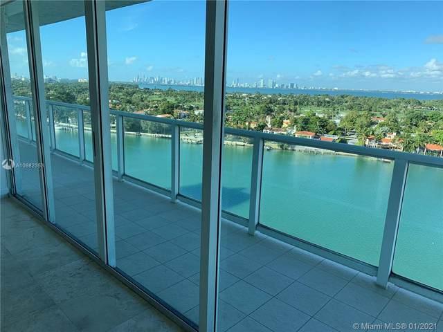5900 W Collins Ave #1503, Miami Beach, FL 33140 (MLS #A10982353) :: Re/Max PowerPro Realty