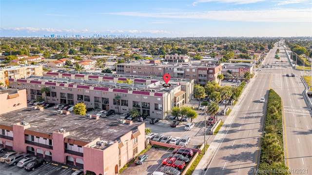 6625 W 4th Ave #114, Hialeah, FL 33012 (MLS #A10982355) :: Search Broward Real Estate Team