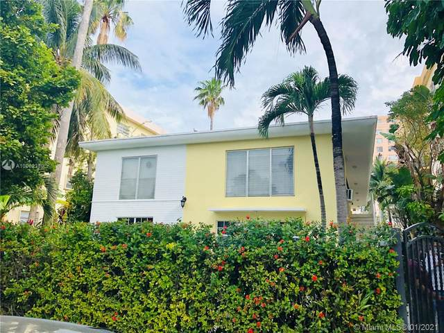 825 Euclid Ave #11, Miami Beach, FL 33139 (MLS #A10982389) :: Prestige Realty Group