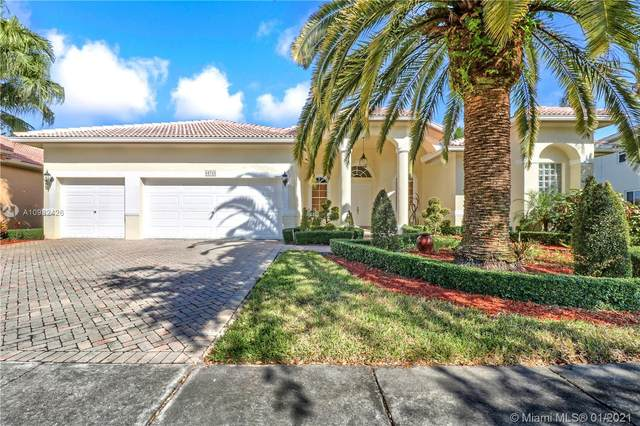 16725 NW 20th St #16725, Pembroke Pines, FL 33028 (MLS #A10982426) :: Green Realty Properties