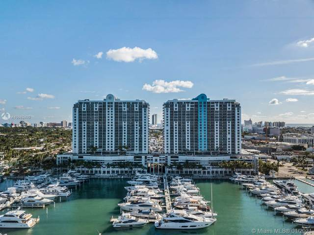 1800 Sunset Harbour Dr #2005, Miami Beach, FL 33139 (MLS #A10982439) :: Carole Smith Real Estate Team