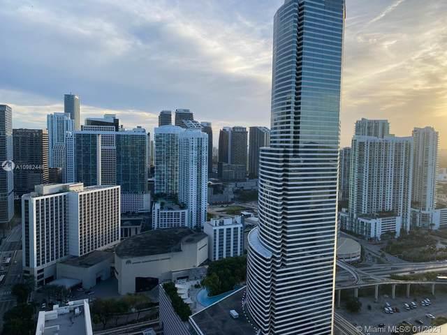 151 SE 1st St Ph05, Miami, FL 33131 (MLS #A10982448) :: Albert Garcia Team