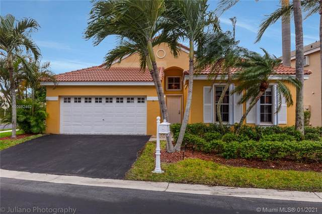277 Bridgeton Way, Weston, FL 33326 (MLS #A10982462) :: Search Broward Real Estate Team