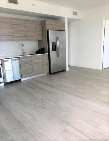 121 NE 34th St #1701, Miami, FL 33137 (MLS #A10982468) :: Green Realty Properties