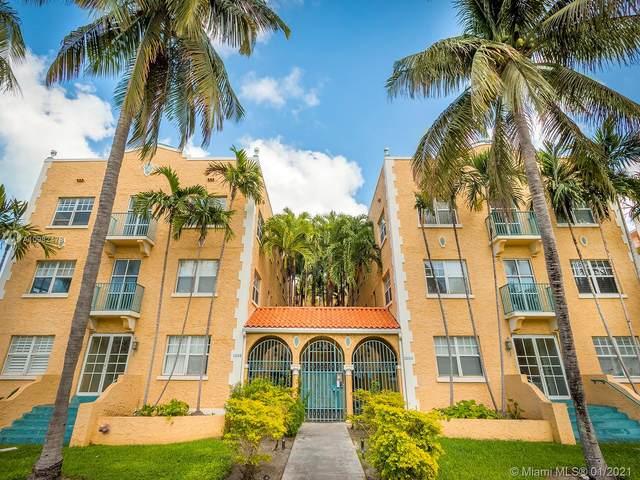 1255 Pennsylvania Ave #204, Miami Beach, FL 33139 (MLS #A10982478) :: Douglas Elliman