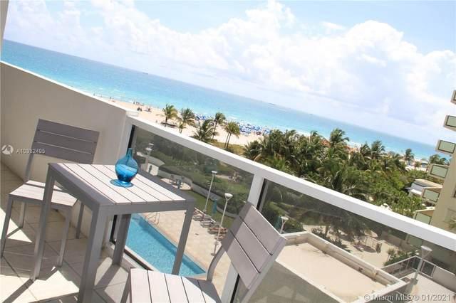 100 Lincoln Rd #640, Miami Beach, FL 33139 (MLS #A10982495) :: Castelli Real Estate Services