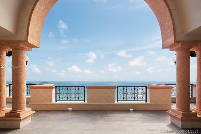 7774 Fisher Island Dr #7774, Miami, FL 33109 (MLS #A10982502) :: Prestige Realty Group