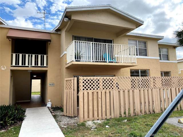 4630 NW 79 Ave 1A, Doral, FL 33166 (MLS #A10982521) :: Green Realty Properties