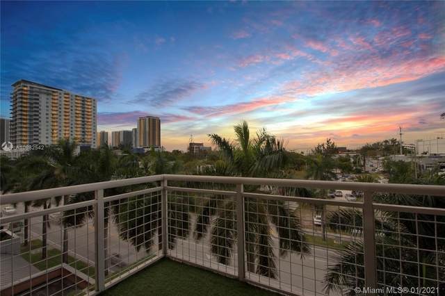 2001 Biscayne Blvd #2420, Miami, FL 33137 (MLS #A10982542) :: Green Realty Properties