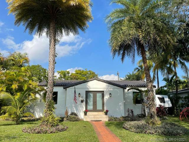 85 NE 110th St, Miami Shores, FL 33161 (MLS #A10982548) :: The Jack Coden Group