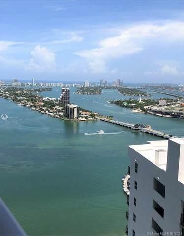 488 NE 18th St #3804, Miami, FL 33132 (MLS #A10982552) :: Albert Garcia Team