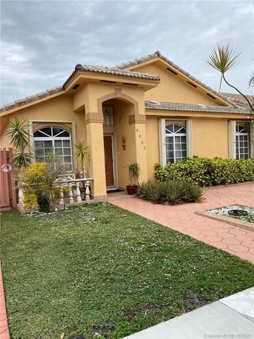 8953 NW 145th St, Miami Lakes, FL 33018 (MLS #A10982591) :: Berkshire Hathaway HomeServices EWM Realty