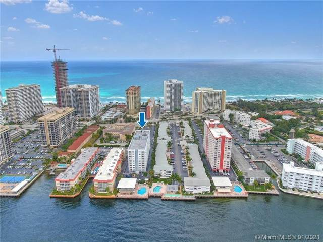 3113 S Ocean Dr #506, Hallandale Beach, FL 33009 (MLS #A10982628) :: Douglas Elliman