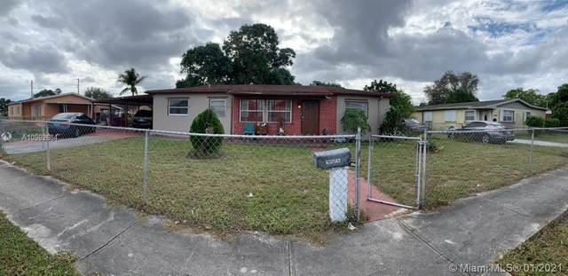 3450 NW 207th St, Miami Gardens, FL 33056 (MLS #A10982684) :: Berkshire Hathaway HomeServices EWM Realty